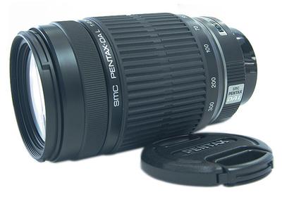 宾得 DA L 55-300mm f/4-5.8ED