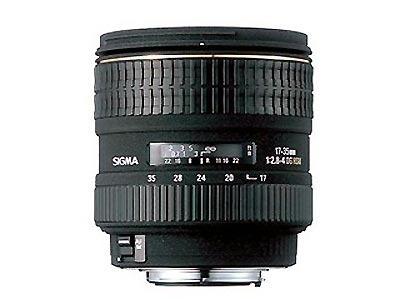 适马 17-35mm f/2.8-4 EX DG HSM(尼康卡口)