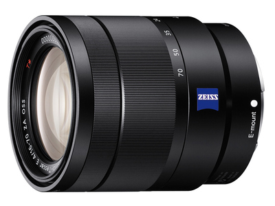 索尼 Vario-Tessar T* E 16-70mm f/4 ZA OSS(SEL1670Z)