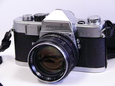 Minolta SR-3