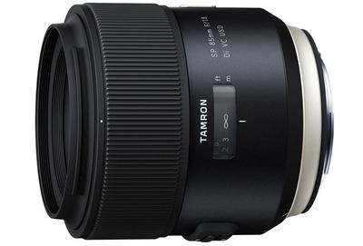腾龙 SP 85mm f/1.8 Di VC USD 镜头
