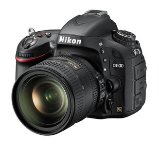 尼康 D600